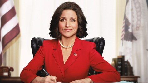 Julia Louis Dreyfuss, Veep