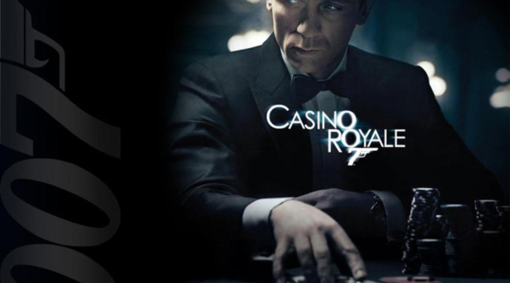 Casino Royale, James Bond, Daniel Craig