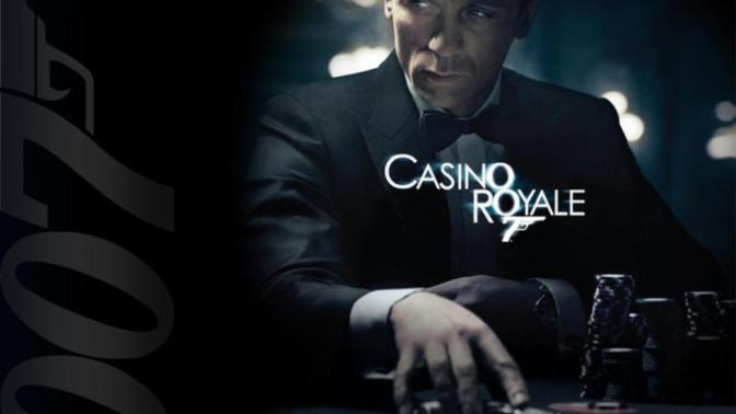 Casino Royale, James Bond, Daniel Craig