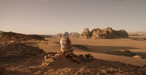 Matt Damon, The Martian