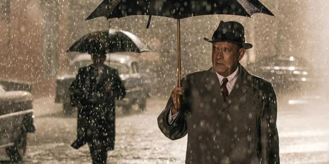 Movie Review: Bridge of Spies *Hanks, Spielberg and Cold War Cloak & Dagger*