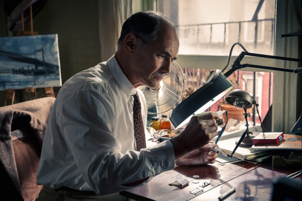 Mark Rylance, Bridge of Spies
