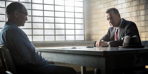 Mark Rylance, Tom Hanks, Bridge of Spies