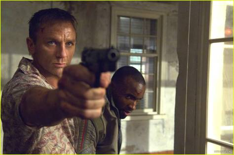Daniel Craig, James Bond, Casino Royale