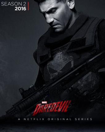 Jon Bernthal, Daredevil, The Punisher