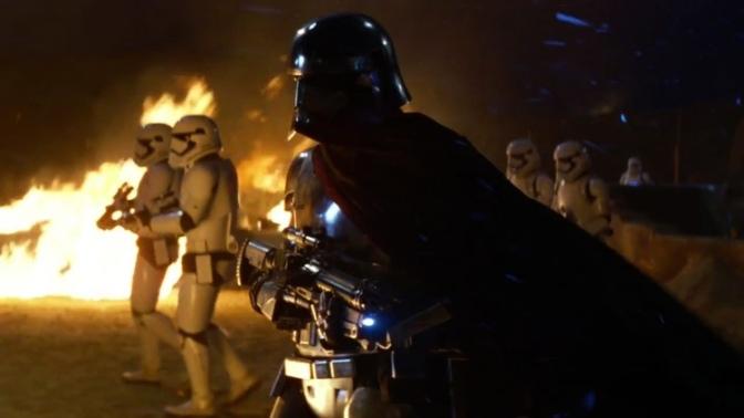 Star Wars Episode VII, Captain Phyla