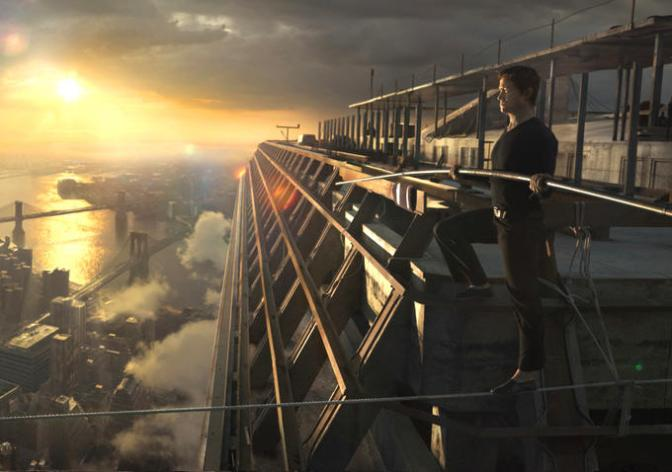 Movie Review: The Walk (2015) *Zemeckis Takes Us to Dizzying Heights!*