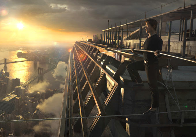 Philippe Petit, Joseph Gordon-Levitt, The Walk