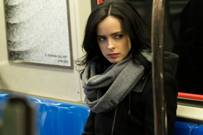 Trailer Time: Jessica Jones Trailer #2 (Netflix-2015) *MCU's Darkest Journey Yet*