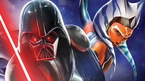 Darth Vader, Ahsoka Tano