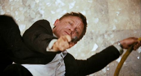 Quantum of Solace, James Bond, Daniel Craig