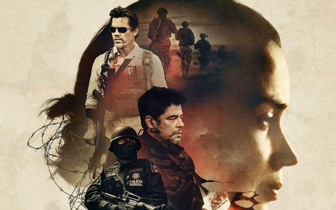 Sicario, Emily Blunt, Benicio Del Toro, Josh Brolin