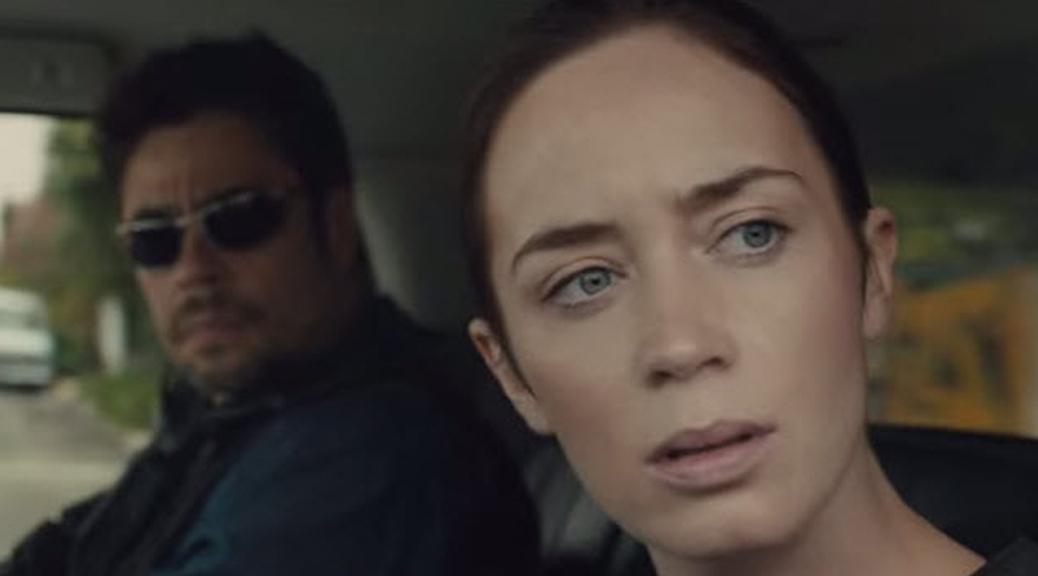 Emily Blunt, Benicio Del Toro, Sicario