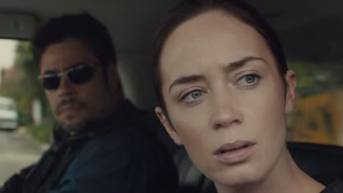 Sicario Blu Ray Date And Details