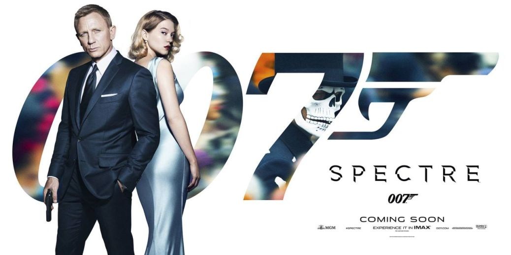 SPECTRE, Daniel Craig, James Bond