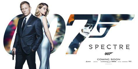 SPECTRE, Daniel Craig, James Bond