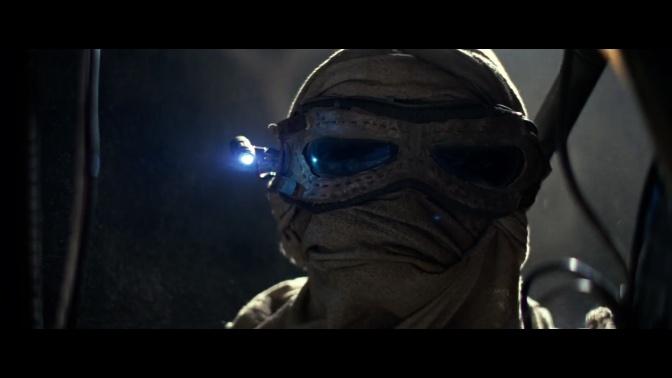 Star Wars Episode VII, Daisy Ridley, Rey