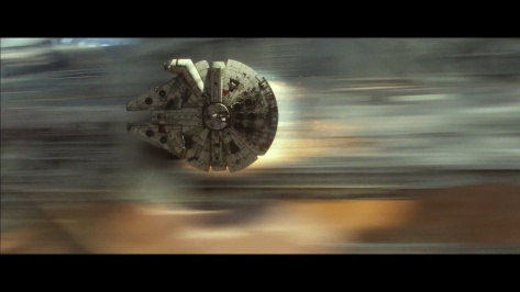 Millennium Falcon, Star Wars Episode VII