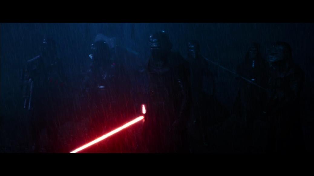 Kylo Ren, Star Wars Episode VII