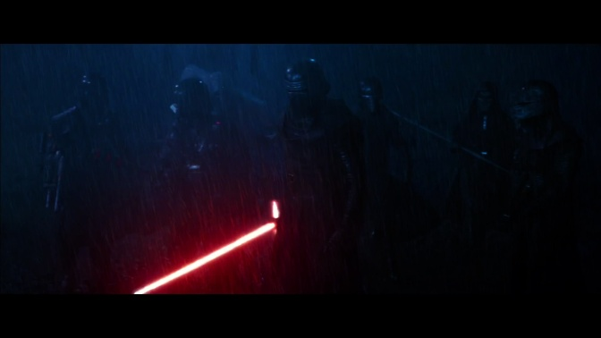 Kylo Ren, Star Wars Episode VII