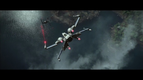 X-Wing, Star Wars Episode VII