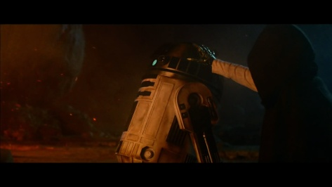 Star Wars, Star Wars Episode VII, Luke Skywalker, R2-D2, Mark Hamill