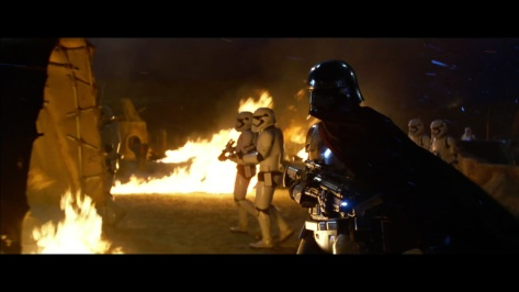 Captain Phasma, Star Wars Episode VII: The Force Awakens