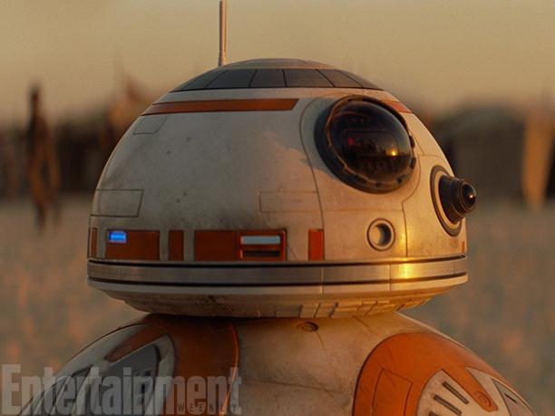 Star Wars Episode VII, BB-8