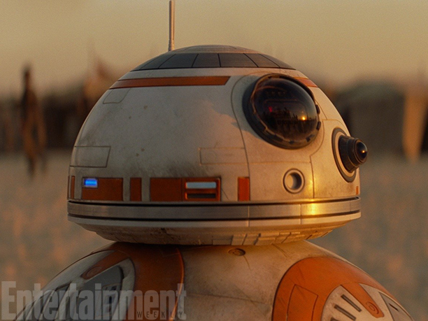 Star Wars Episode VII, BB-8