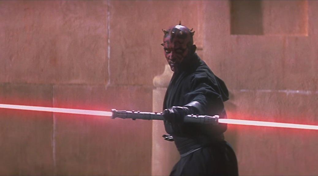 Darth Maul, Ray Park, Star Wars, Star Wars Episode I The Phantom Menace