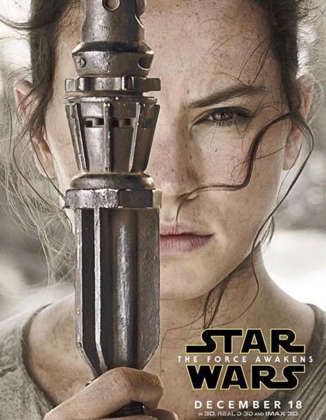 Rey, Daisy Ridley, Star Wars, Star Wars Episode VII