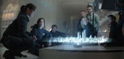 The Hunger Games: Mockingjay Part 2, Jennifer Lawrence, Katniss Everdeen