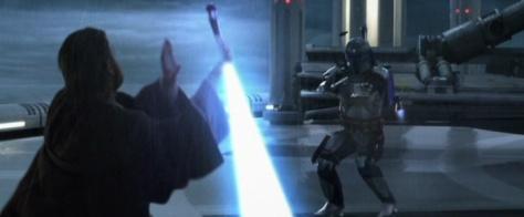 Obi-Wan Kenobi, Ewan McGregor, Jango Fett, Star Wars, Star Wars Episode II: Attack of the Clones