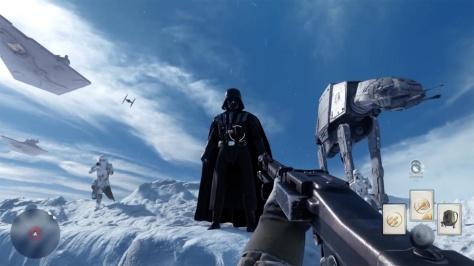 Star Wars: Battlefront, Darth Vader