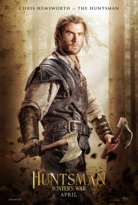 Chris Hemsworth, The Huntsman: Winter's War