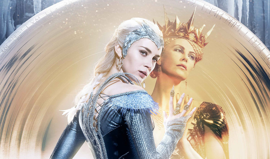 The Huntsman: Winter's War, Emily Blunt, Charlize Theron