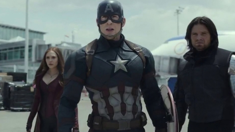 Captain America: Civil War, The Winter Soldier, Captain America, Chris Evans, Sebastian Stan