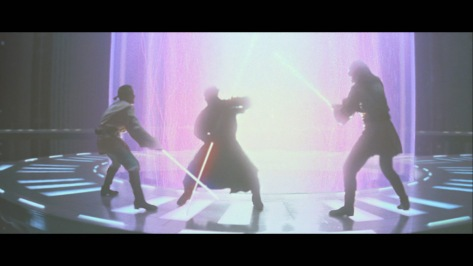Star Wars, Star Wars Episode I: The Phantom Menace, Darth Maul, Obi-Wan Kenobi, Qui-Gon Jin, Liam Neeson, Ray Park, Ewan McGregor