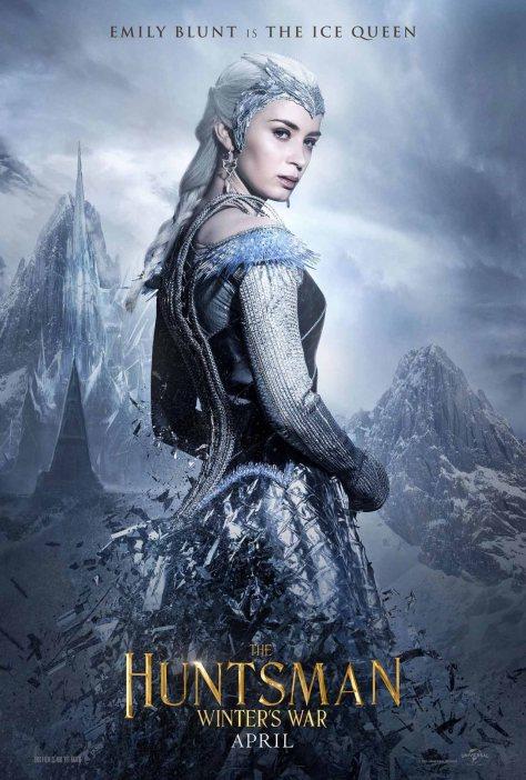 Emily Blunt, The Huntsman: Winter's War