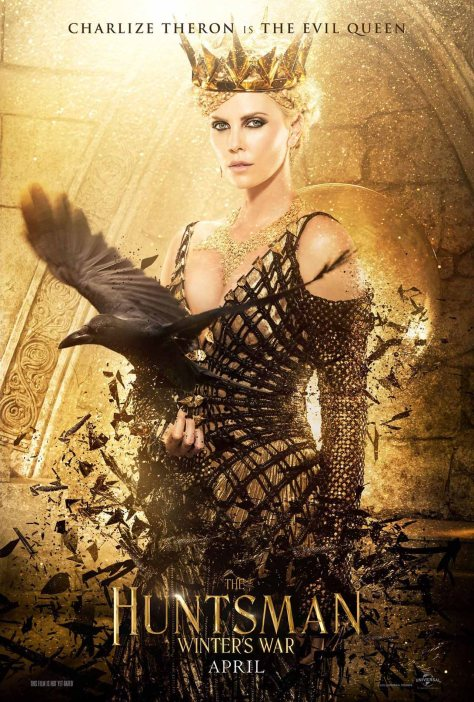 Charlize Theron, The Huntsman: Winter's War