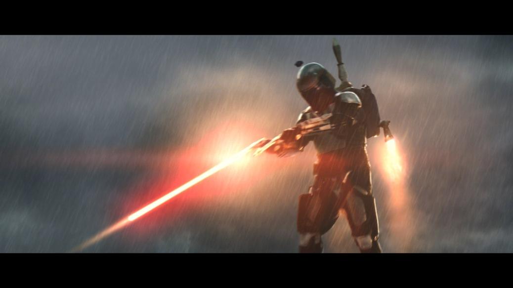 Star Wars, Star Wars Episode II: Attack of the Clones, Jango Fett
