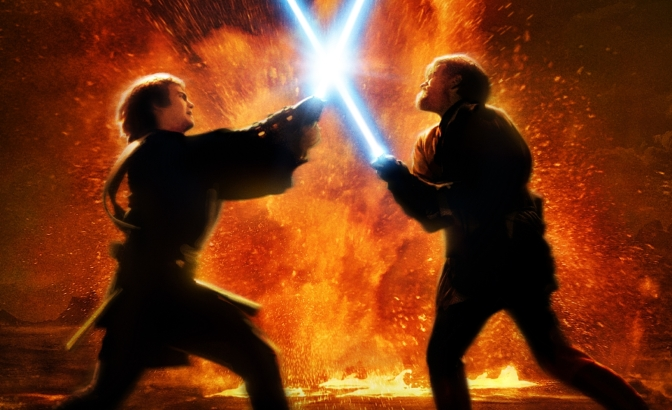 "My Favorite Scene: Star Wars Episode III – Revenge of the Sith (2005) ""Battle of the Heroes"""