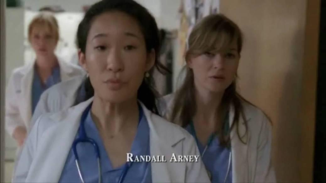Sandrah Oh, Meredith Grey, Ellen Pompeo, Christina Yang