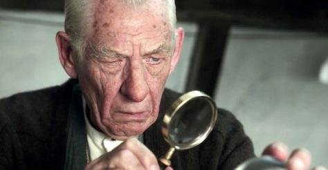 Ian McKellan, Sherlock Holmes, Mr. Holmes