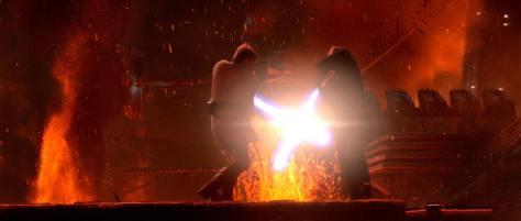Star Wars, Star Wars Episode III: Revenge of the Sith, Anakin Skywalker, Obi-Wan Kenobi, Darth Vader, Hayden Christensen, Ewan McGregor