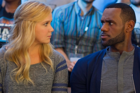 Amy Schumer, LeBron James, Trainwreck