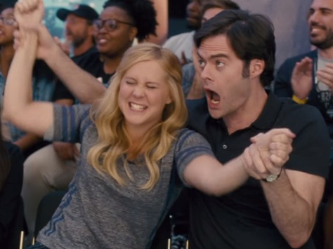 Amy Schumer, Bill Hader, Trainwreck