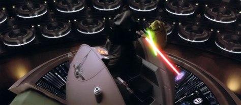 Star Wars Episode III: Revenge of the Sith, Yoda, Emperor Palpatine, Darth Sidious