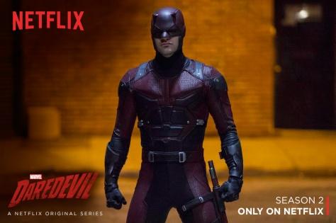 Daredevil, Daredevil Season 2, Charlie Cox, Matt Murdock