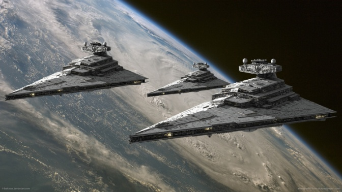 Star Destroyers, Star Wars